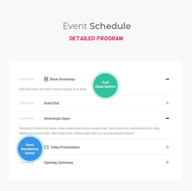 schedulee - Stachethemes Event Calendar – WordPress Events Calendar Plugin