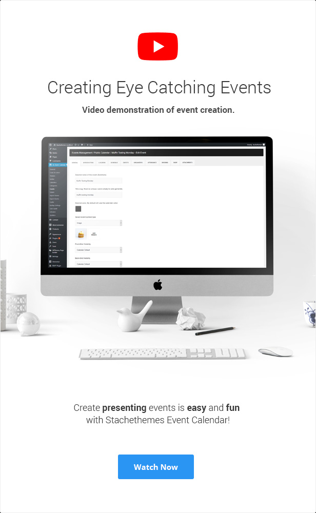 Stachethemes Event Calendar - WordPress Events Calendar Plugin - 6